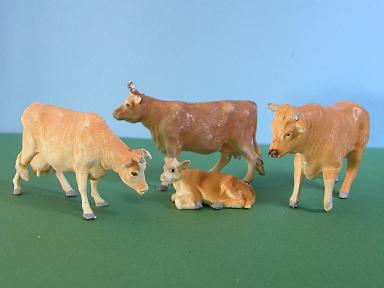 Britains Jersey Cattle